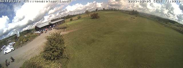 Golfplatz Wittgensteiner Land - Clubhaus - 11.00 Uhr